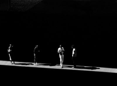 'THE DAYS CHANGE AT NIGHT' (HAT & BEARD PRESS) by DAVID BLACK c/o GIANT ARTISTS