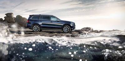 MARKUS WENDLER for Mercedes-Benz GLS