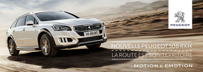 CURTET.COM for PEUGEOT 508