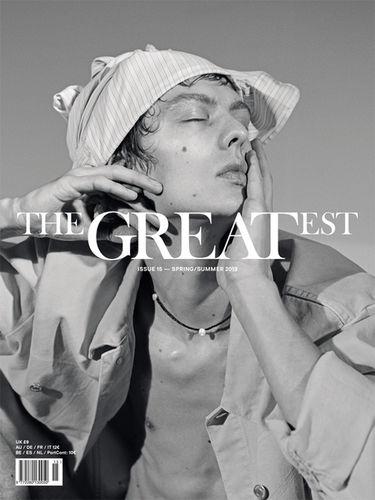 Jana Gerberding c/o KLAUS STIEGEMEYER for The Greatest