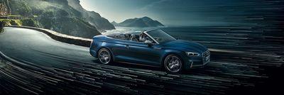 MARKUS WENDLER : Audi A5 & S5 Cabriolét