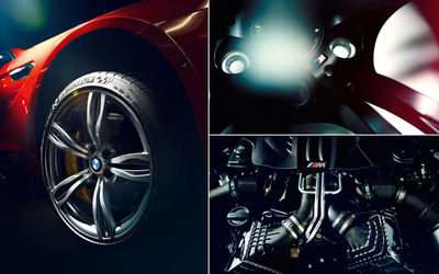 MICHAEL SEIDLER for BMW M GmbH