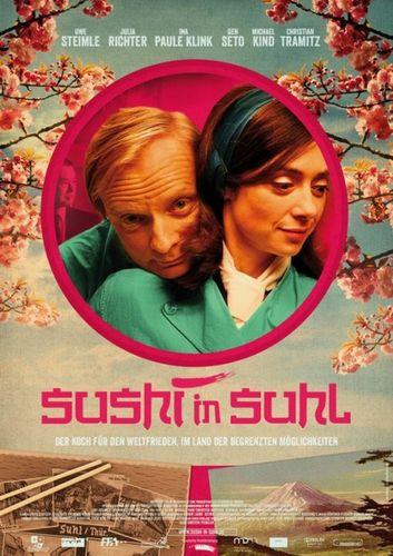 Sushi in Suhl - Kino Plakat