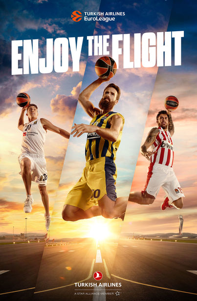 CEM GUENES C/O TOBIAS BOSCH FOTOMANAGEMENT FOTOGRAFIERT FÜR TURKISH AIRLINES DIE SUPERSTARS DER EUROLEAGUE