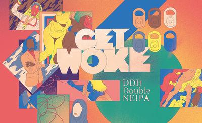 WILDFOX RUNNING: Yankee&Kraut Get Woke Packaging Neipa