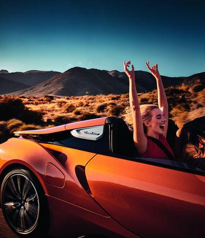 """SEVERIN WENDELER: TRANSPORTATION SPECIAL """"Daniel Cramer c/o Severin Wendeler"""" for """"BMW i8 Roadster"""""""