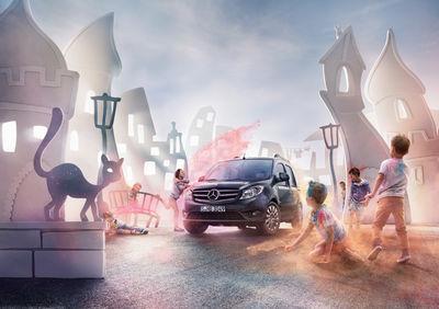 Mercedes Citan&Vito Tourer Kampagne