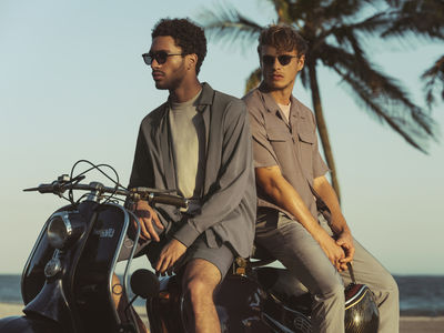 TWO PALMS PRODUCTIONS for MR PORTER