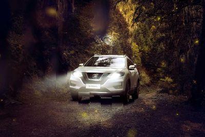 Thomas Schwoerer Nissan X Trail