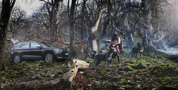 "SEVERIN WENDELER: ""TRANSPORTATION SPECIAL"" ""Alex Telfer c/o Severin Wendeler"" for Boys & Girls and their client Skoda."