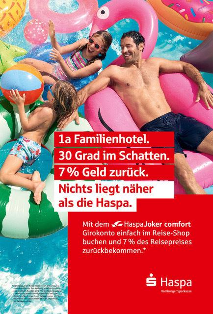 HAUSER FOTOGRAFEN: Daniel Chassein for HASPA