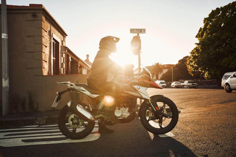 WILDFOX RUNNING: David Daub for BMW Motorrad for Make Life a Ride