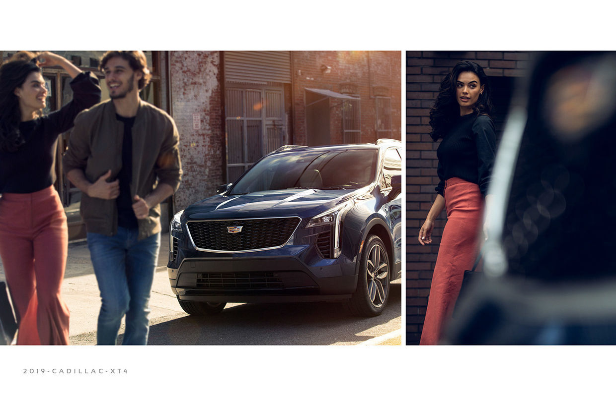 SEVERIN WENDELER: Photography - Patrick Curtet c/o Severin Wendeler for Cadillac