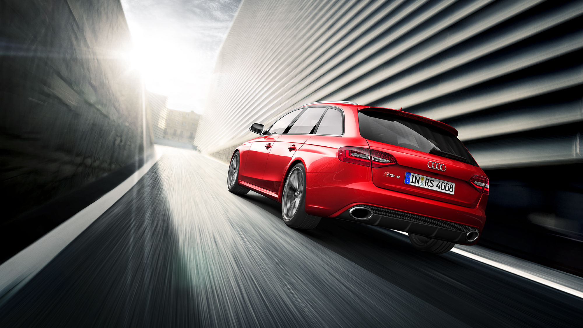 Philipp und Keuntje GmbH: Audi RS 4 Avant