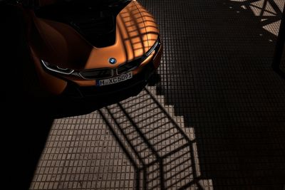 JEFF LUDES for BMW i8 Coupe & Roadster launch