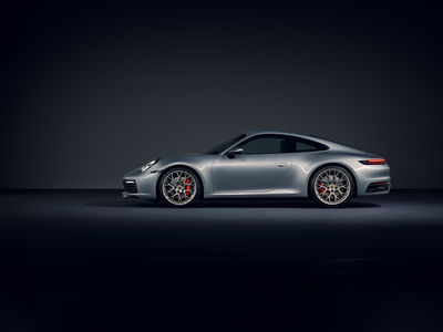 Porsche 911 th in his 8 Generation / the 992 by Victor Jon Goico