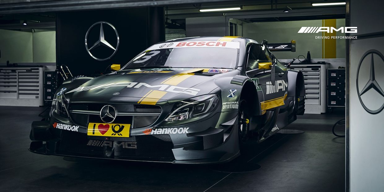 FRANK KAYSER for MERCEDES AMG