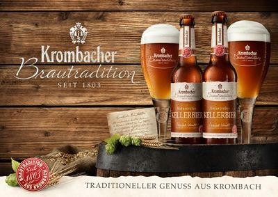 UPFRONT: Christian Lohfink for Krombacher