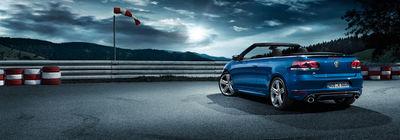 VW Golf R Cabrio