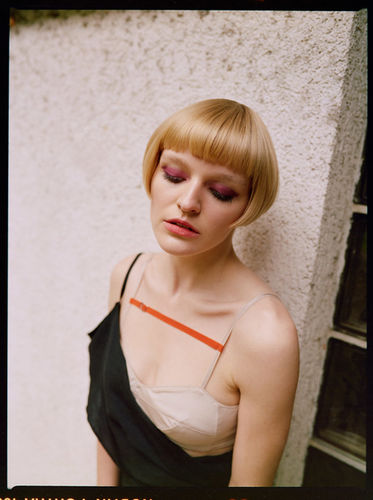 HILLE PHOTOGRAPHERS: Johannes Graf for FACES Magazine