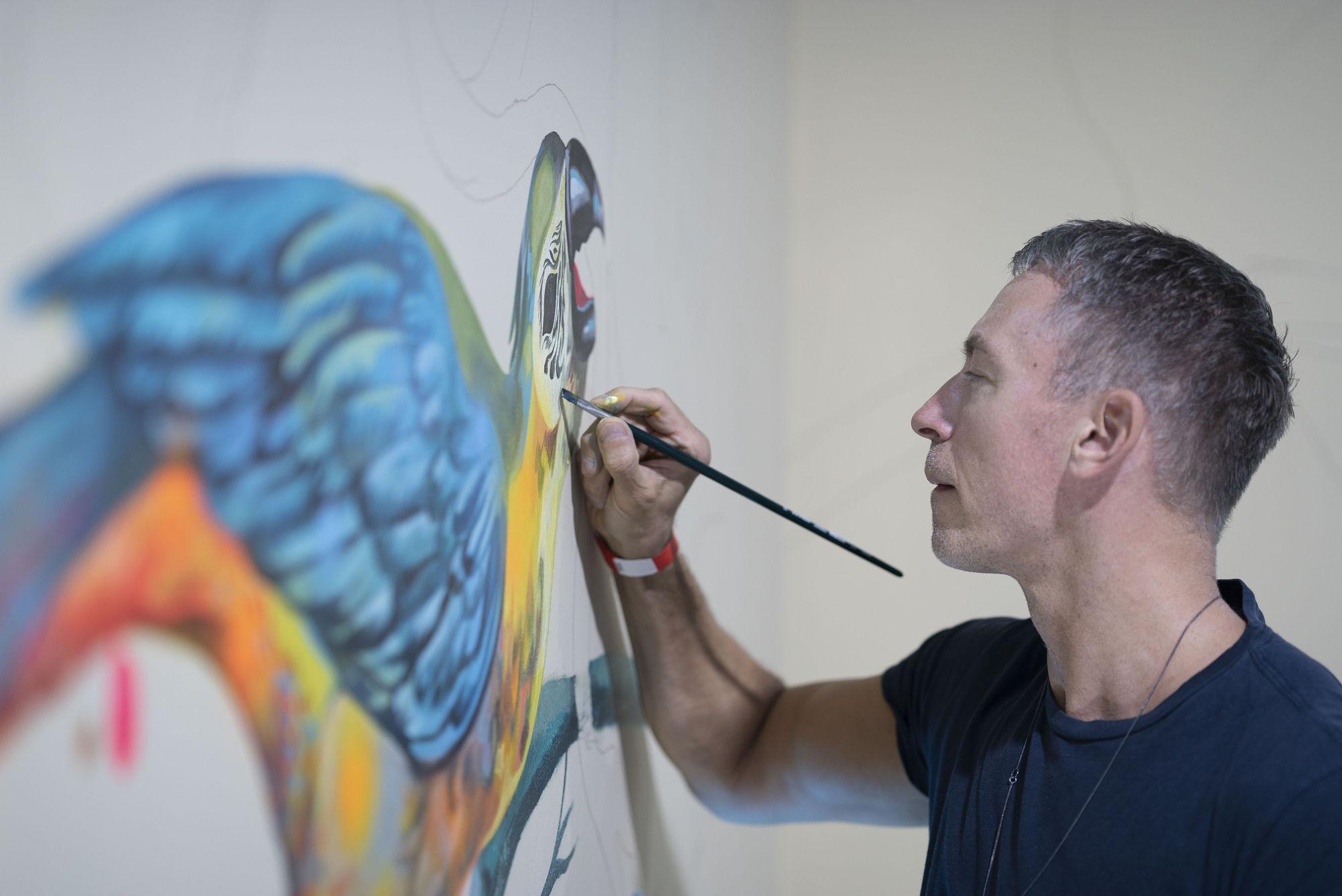 AGENT MOLLY & CO / Illustrator Olaf Hajek