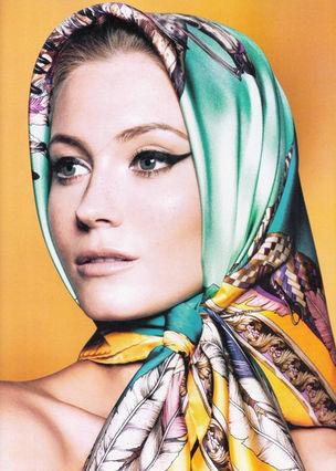 MUNICH MODELS : Charlotte DI CALYPSO for VOGUE BRASIL