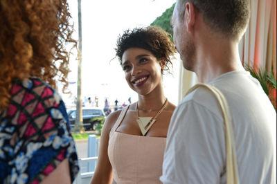 GOSEE CANNES : Lianne LA HAVAS at HAVAS