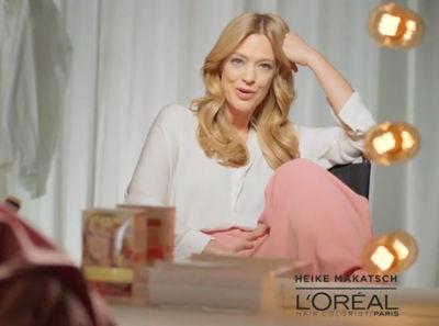 PERFECTPROPS: L'ORÉAL Paris Excellence Creme featuring Heike Makatsch - Styling Frank WILDE