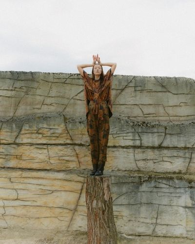 BIRGIT STÖVER ARTISTS: KAPTURING for VOGUE CS