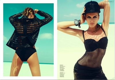PETRA WIEBE for FACTICE MAGAZINE