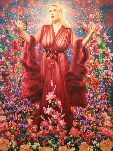 Pierre et Gilles 'Le temps imaginaire' (Galerie Templon, Paris, until March 10, 2018)