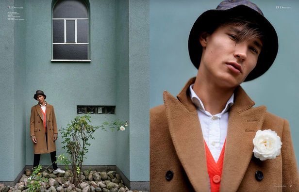 DOUBLE T PHOTOGRAPHERS: Det Kempke - 7hues homme