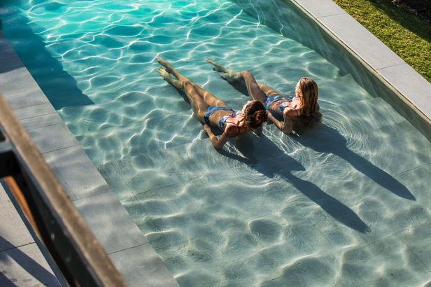 Simone Schneider & Etirel Swimwear
