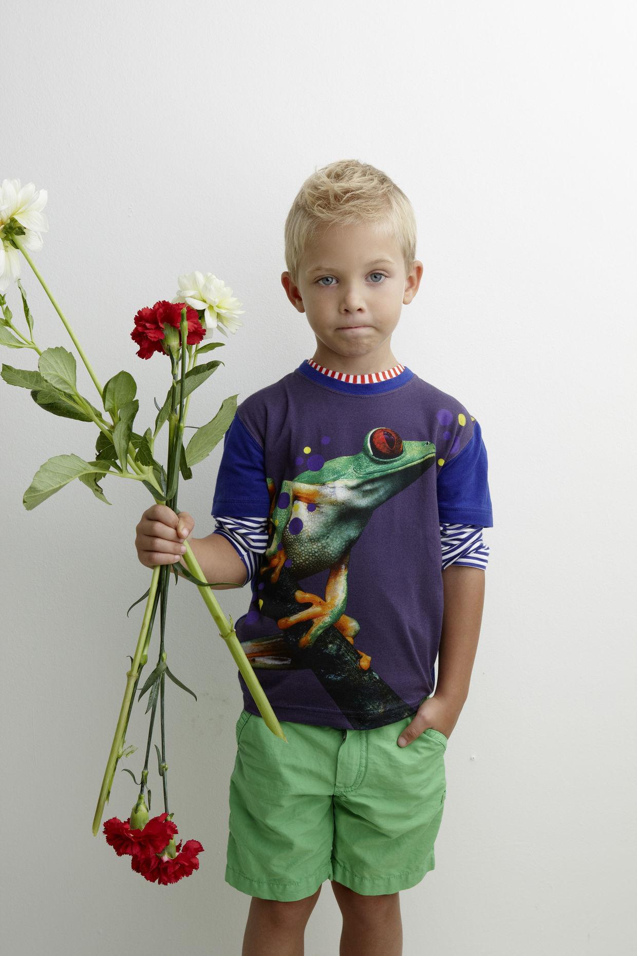KID'S WEAR DEPARTMENT : Anne Kurris Lookbook Summer 2012