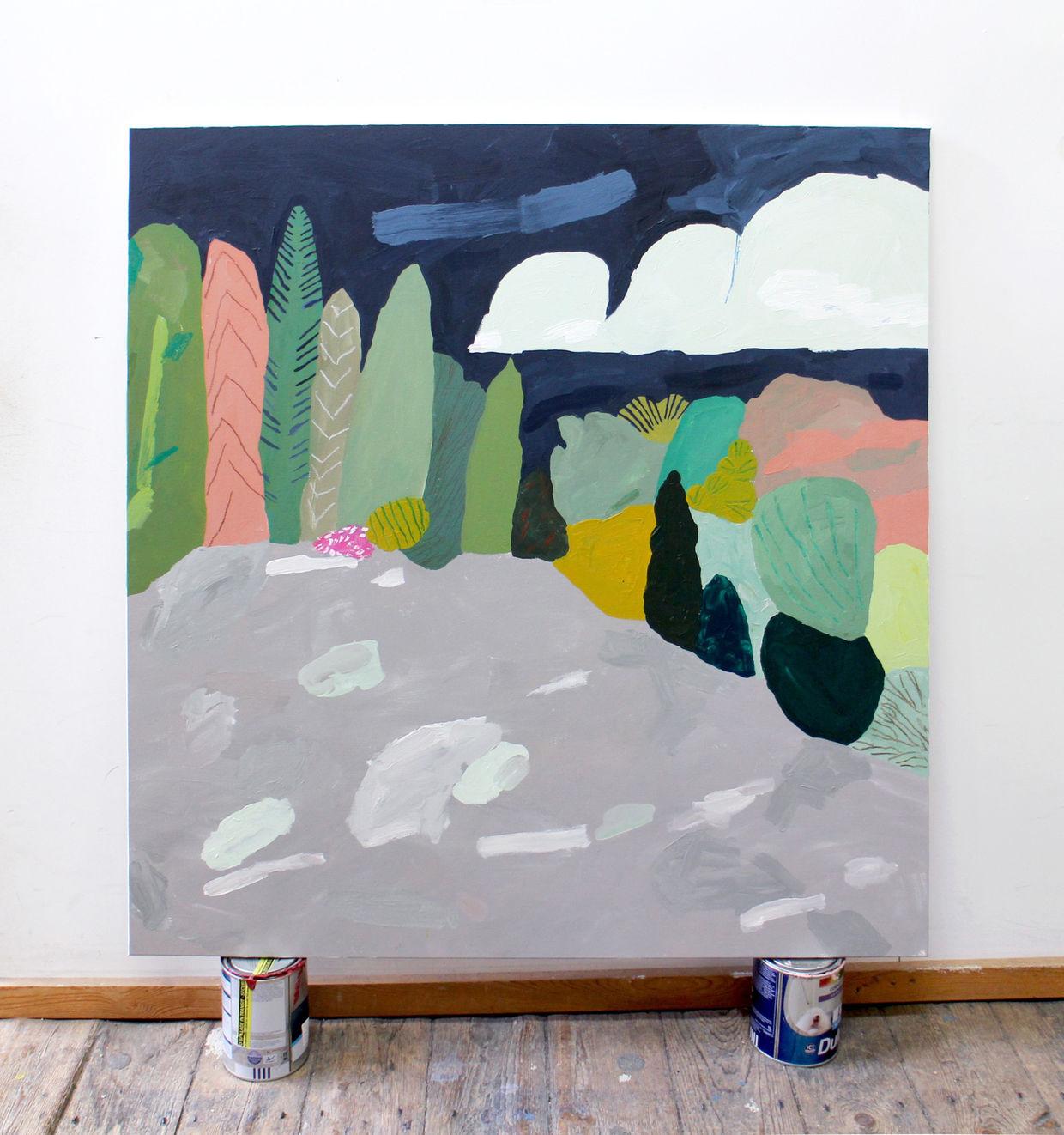 Charlotte Mei c/o JSR AGENCY : Painter, Ceramics + Portraiture
