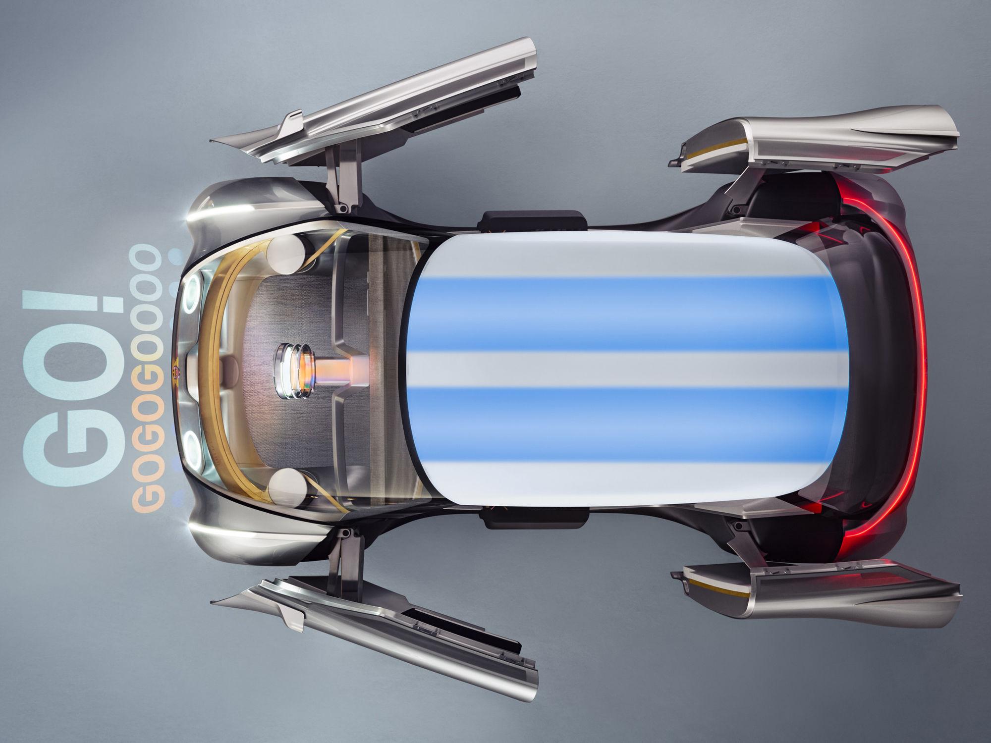 Studio Amos Fricke: The MINI VISION NEXT100 for BMW.