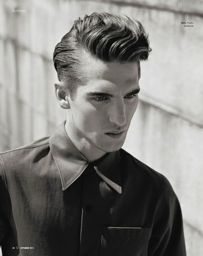 BLOSSOM MANAGEMENT: Tony Lundström (Grooming) for Wanted