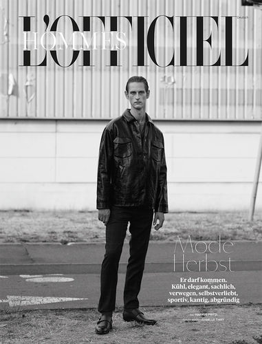 JPPS for L'Officiel