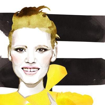 """Nina Tiefenbach """"Beauty-Portraits"""""""