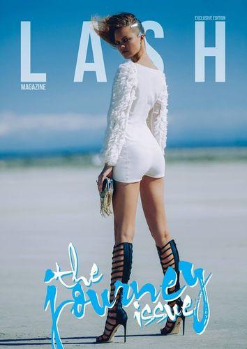 BLOSSOM MANAGEMENT: Sascha Breuer (hair) für Lash Magazine