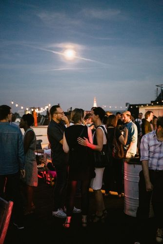 PALLADIUM COMMERCIAL PRODUCTIONS - Rooftop Summer Party