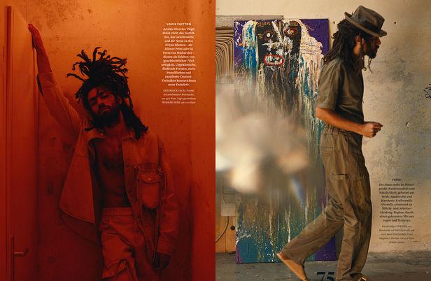 "RECOM : Mens Health - Best Fashion - Editorial ""Noah Becker"