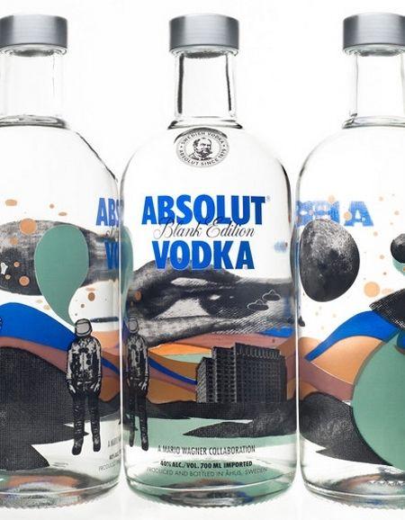 2AGENTEN : Mario WAGNER for ABSOLUT VODKA