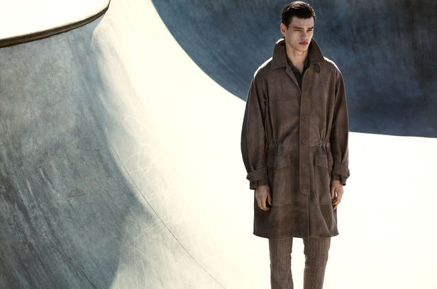 LUNDLUND: Tomas FALMER for PLAZA Magazin