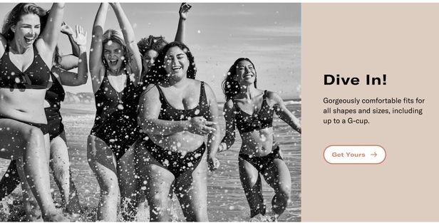 ALYSSA PIZER MANAGEMENT: Knix Swim By Colette de Barros