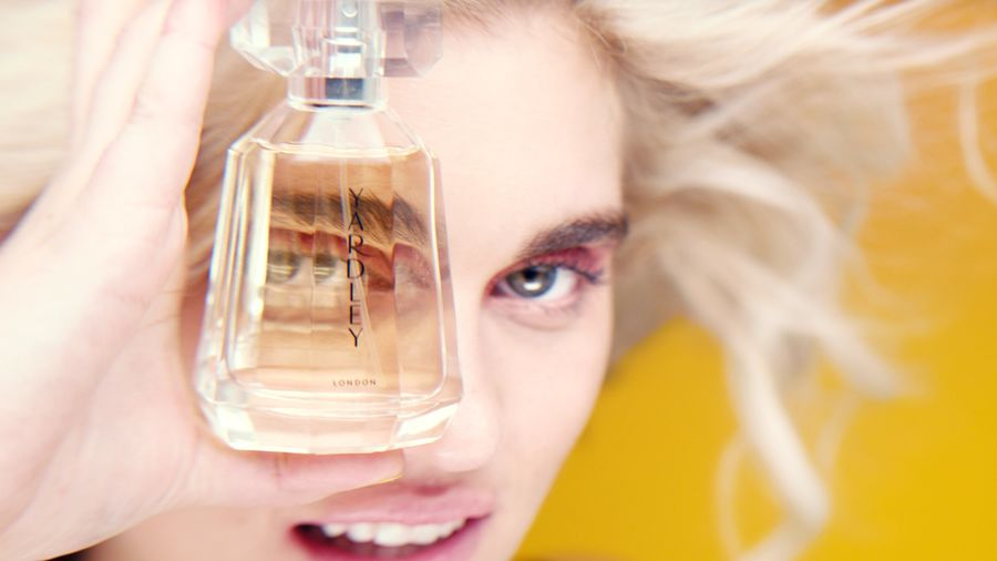 Yardley London Taps Rankin/The Full Service /Tigerlily Taylor for Rock Royalty Online Campaign