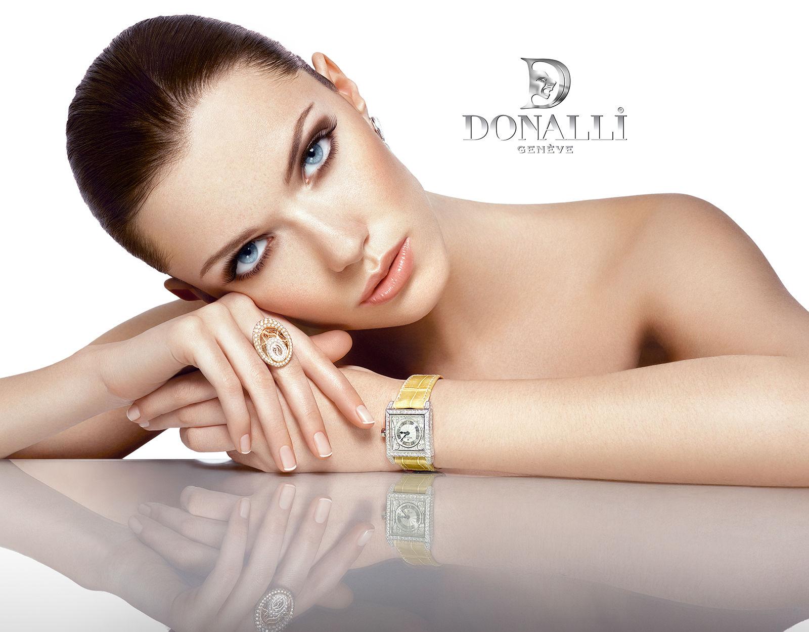 SUZANA SANTALAB for DONALLI