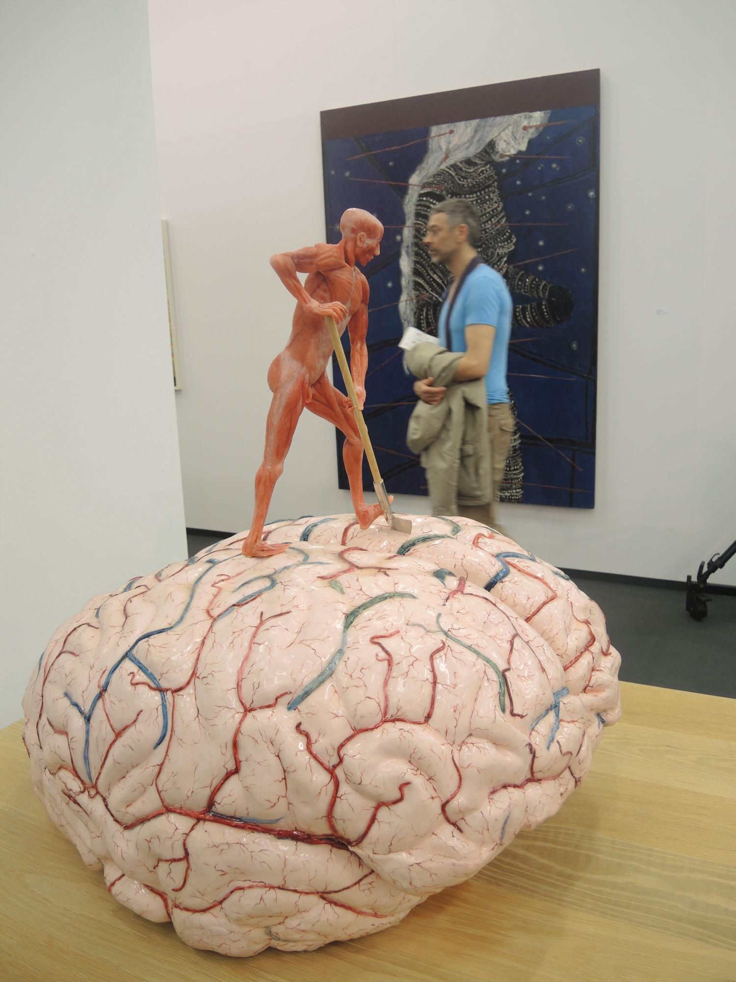 ART COLOGNE 2014 : Deweer Gallery