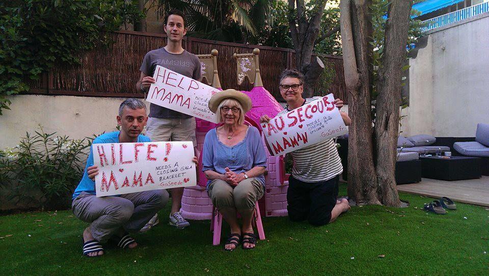 GOSEE CANNES : HELP MAMA !