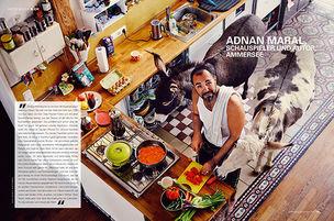 FRANK P WARTENBERG : Adnan Maral